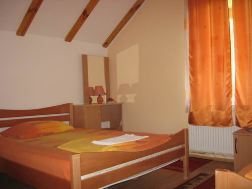 Accommodation Srebrno jezero