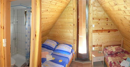 Accommodation  Lisine