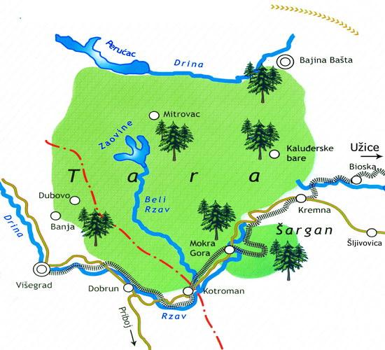 Discover Serbia Moja Planeta
