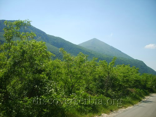 Mountain Rtanj