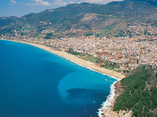 What to do in alanya